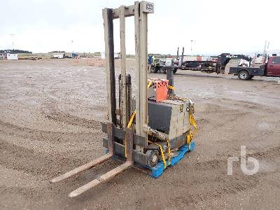 CROWN 15WBTF 1500 Lb Electric Forklift Parts/Stationary Construction-Other