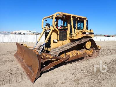 1997 CAT D6R LGP Crawler Tractor