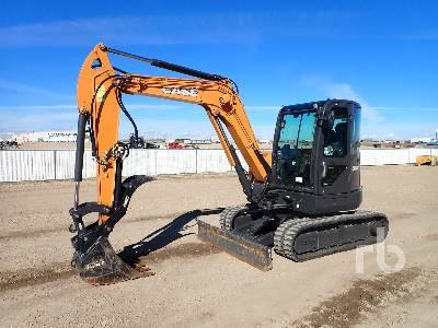 2017 CASE CX60C Mini Excavator (1 - 4.9 Tons)