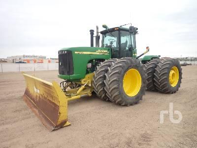 2006 JOHN DEERE 9420 4WD Tractor