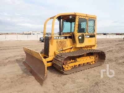 1996 JOHN DEERE 450G Series IV Crawler Tractor