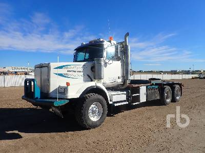 2005 WESTERN STAR 4900SA T/A Texas Bed Winch Tractor