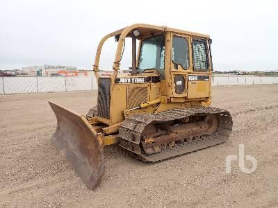 1995 JOHN DEERE 650G Crawler Tractor