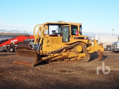 1998 CAT D8R Crawler Tractor