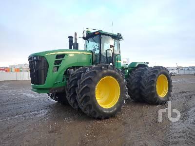 2008 JOHN DEERE 9430 4WD Tractor