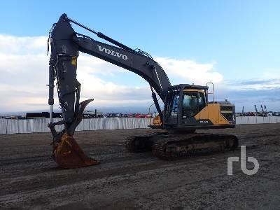 2014 VOLVO EC300EL Hydraulic Excavator