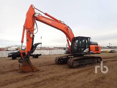 2019 HITACHI ZX300LC-6N Hydraulic Excavator