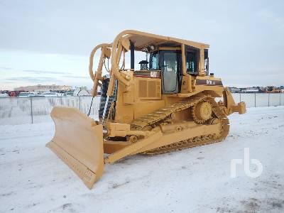 2006 CAT D7R XR Series ll Crawler Tractor