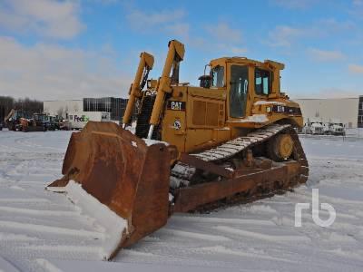 1995 CATERPILLAR D8N Crawler Tractor