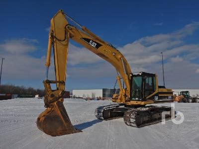 2000 CATERPILLAR 325BL Hydraulic Excavator