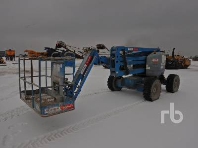 2008 GENIE Z45/25 4x4 Articulated Boom Lift
