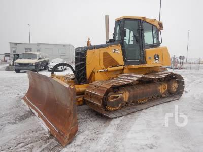 2011 JOHN DEERE 750J LGP Crawler Tractor