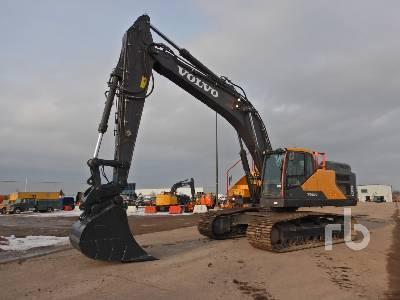 2016 VOLVO EC350EL Hydraulic Excavator