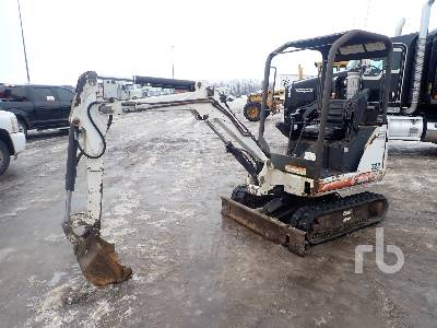 2004 BOBCAT 322G Mini Excavator (1 - 4.9 Tons)