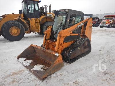 2009 CASE 440CT Series 3 2 Spd Compact Track Loader