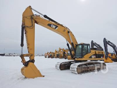 2009 CATERPILLAR 345DL Hydraulic Excavator