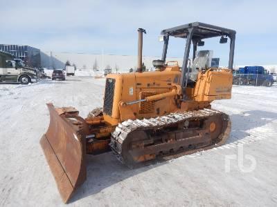 2001 CASE 550H LT Crawler Tractor