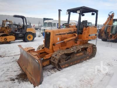 2005 CASE 550H LT Crawler Tractor
