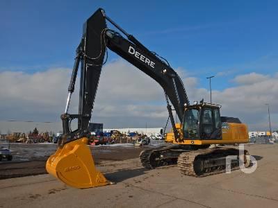2018 JOHN DEERE 380G LC Hydraulic Excavator