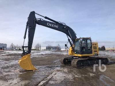 2018 JOHN DEERE 245G LC Hydraulic Excavator