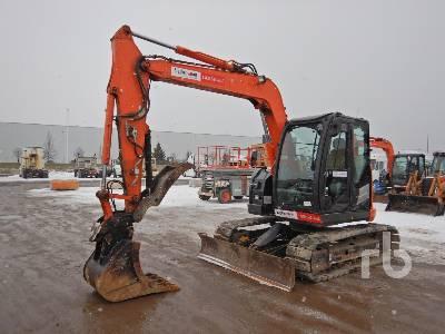 HITACHI ZX75US5N Hydraulic Excavator