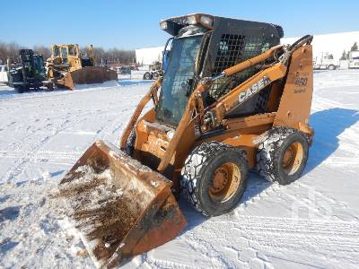 2010 CASE 450 Skid Steer Loader