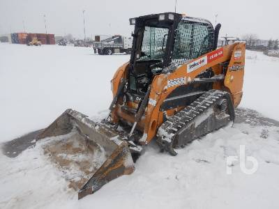 2015 CASE TR270 Compact Track Loader