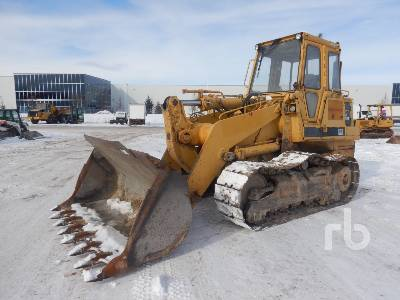 1993 CATERPILLAR 963 Crawler Loader