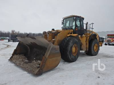 2008 CATERPILLAR 980H Wheel Loader