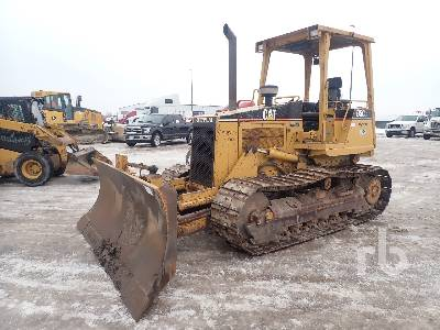 2001 CATERPILLAR D5C XL Series III Hystat Crawler Tractor
