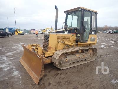 1998 CATERPILLAR D3C Series III Crawler Tractor
