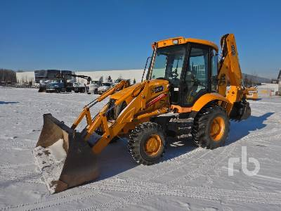 2006 JCB 3CX 4x4 Loader Backhoe