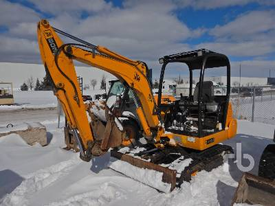 2003 JCB 803 Mini Excavator (1 - 4.9 Tons)
