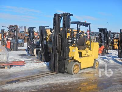 2000 HYSTER S120XLS 12000 Lb Forklift