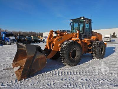 2006 CASE 821C Wheel Loader