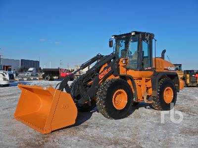 2009 CASE 621E XT Wheel Loader