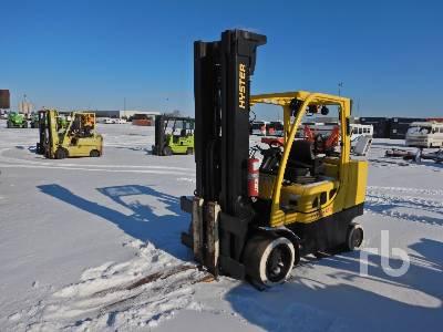 2013 HYSTER S120FTPRS 9000 Lb Forklift