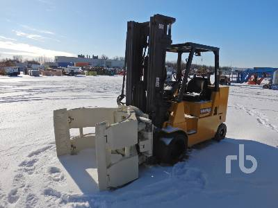 CATERPILLAR GC55KSTR 11500 Lb Forklift