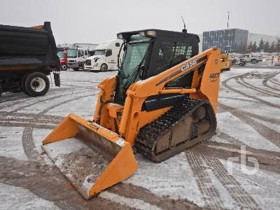 2008 CASE 440CT Compact Track Loader