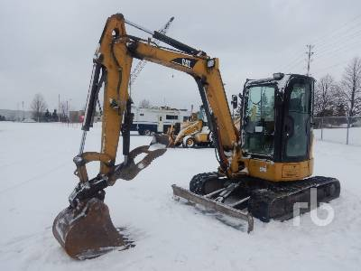 2006 CATERPILLAR 304C CR Mini Excavator (1 - 4.9 Tons)