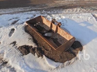 50 In. Cleanup Excavator Bucket