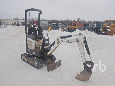 2011 BOBCAT 418A Mini Excavator (1 - 4.9 Tons)