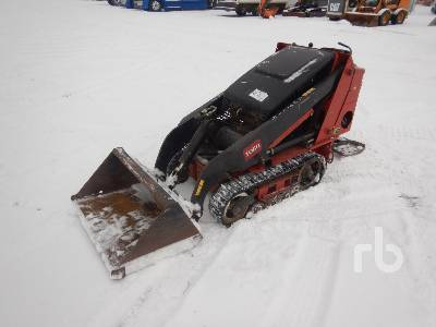 2015 TORO DINGO 2234HD Walk Behind Compact Track Loader