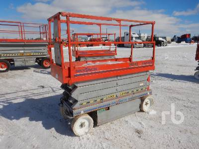 2011 SKYJACK SJIII3226 26 Ft Electric Scissorlift