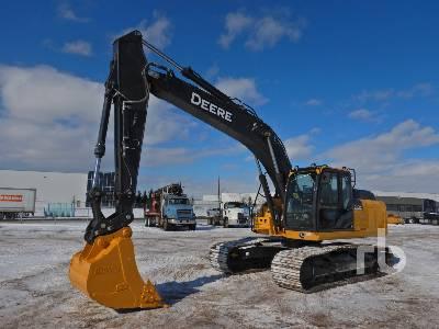 2020 JOHN DEERE 210G LC Hydraulic Excavator