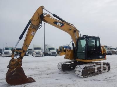 2014 CATERPILLAR 311D LRR Hydraulic Excavator