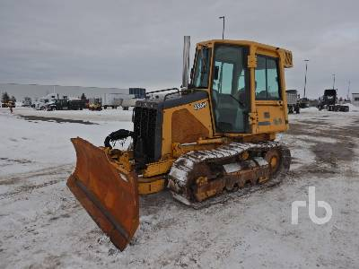 2000 JOHN DEERE 450H Crawler Tractor