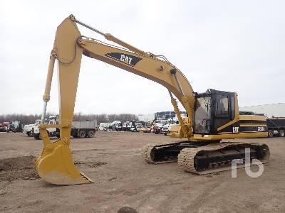 1998 CATERPILLAR 325BL Hydraulic Excavator