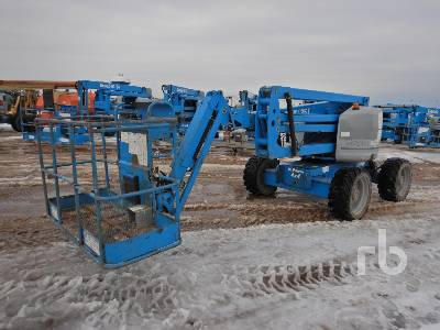2012 GENIE Z45/25 4x4 Articulated Boom Lift