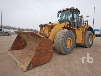 2007 CATERPILLAR 980H Wheel Loader